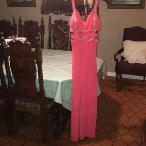New! Guess formal coral dress